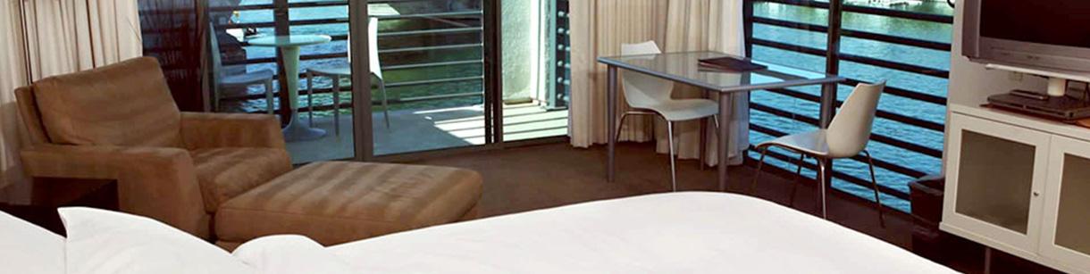 Lake havasu city accommodation rooms at heat hotel