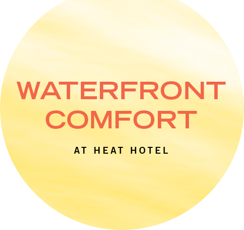WaterFront Comfort
